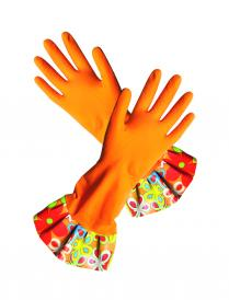 Multigloves chic bloemenprint
